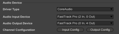 Interface Prefs